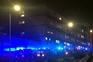 Ambulâncias fazem fila à espera de vaga no Hospital de Torres Vedras
