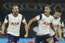 O Tottenham eliminou o Chelsea esta terça-feira