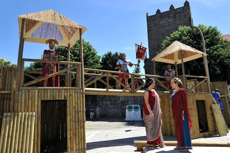 Braga Romana muda espaços de animação e está mais próxima dos museus