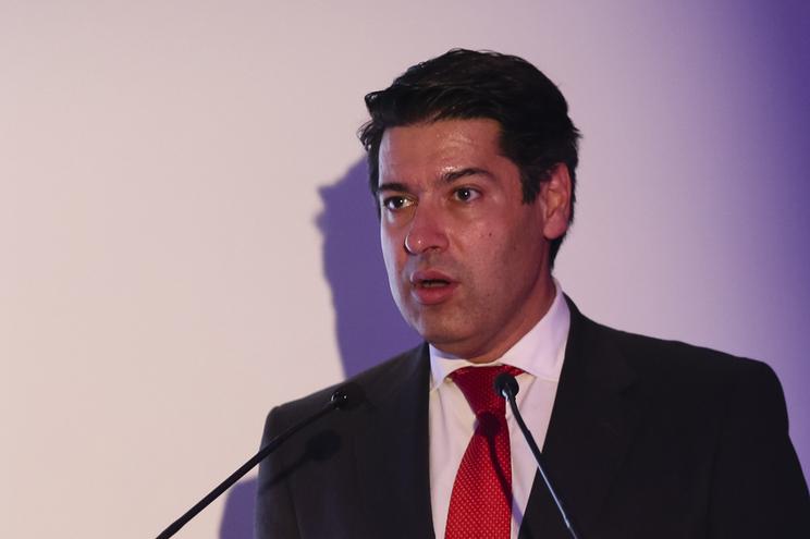Ricardo Mourinho Félix, secretário de Estado Adjunto e das Finanças