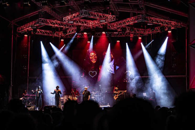 Edição de 2019 do festival MIMO em Amarante