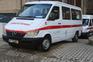 Pequenas empresas de transporte de doentes em risco