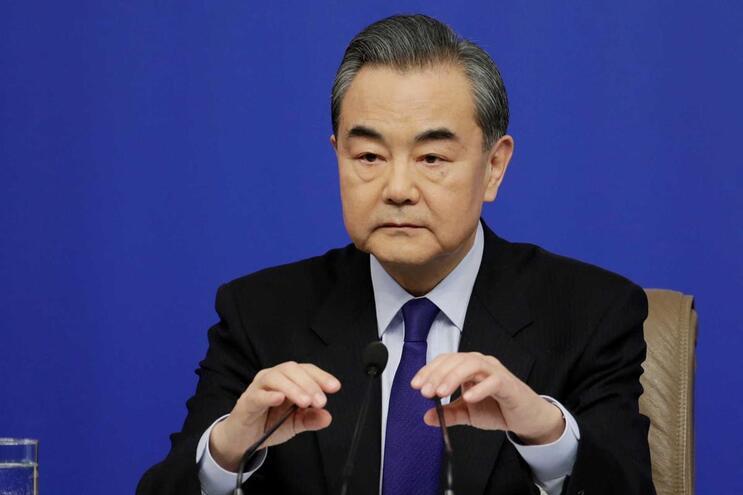 Wang Yi, ministro chinês dos Negócios Estrangeiros