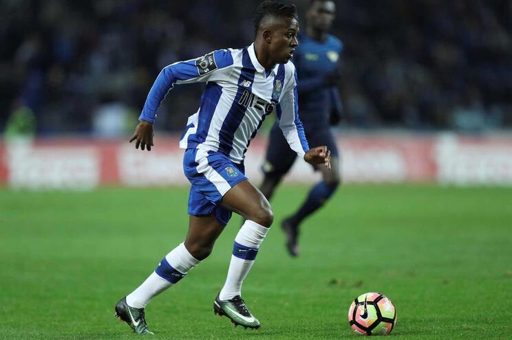 Kelvin despede-se do F. C. Porto e recorda minuto 92
