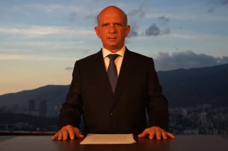 Ex-chefe da contraespionagem militar da Venezuela Hugo Carvajal