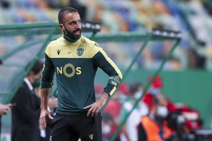Já se conhece o onze do Sporting para a receção ao Moreirense