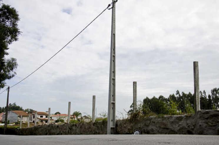 Vento deixou algumas localidades sem energia