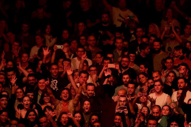 """Porto, 31/10/2019 - Concerto comemorativo dos 20 anos do álbum """"O Monstro Precisa de Amigos"""" dos Ornatos"""