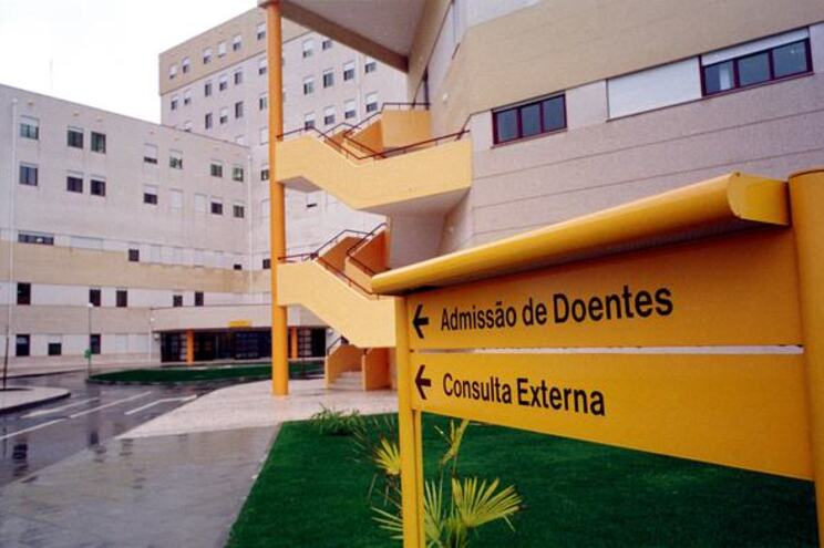 Hospital S. Sebastião, na Feira
