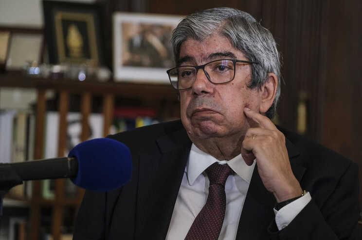 Eduardo Ferro Rodrigues, presidente da Assembleia da República