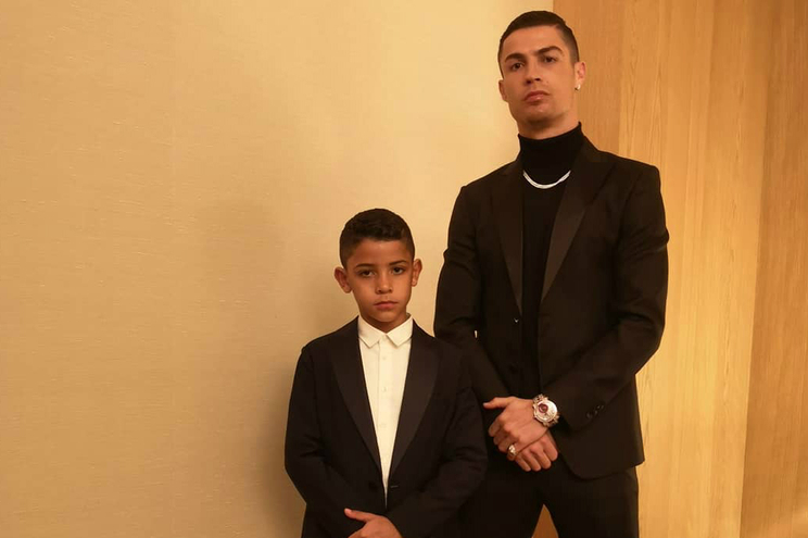"""Cristiano Ronaldo mostrou residencial onde viveu ao filho: """"Pai, vivias aqui?"""""""