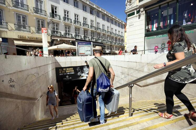 Estação de metro Baixa - Chiado