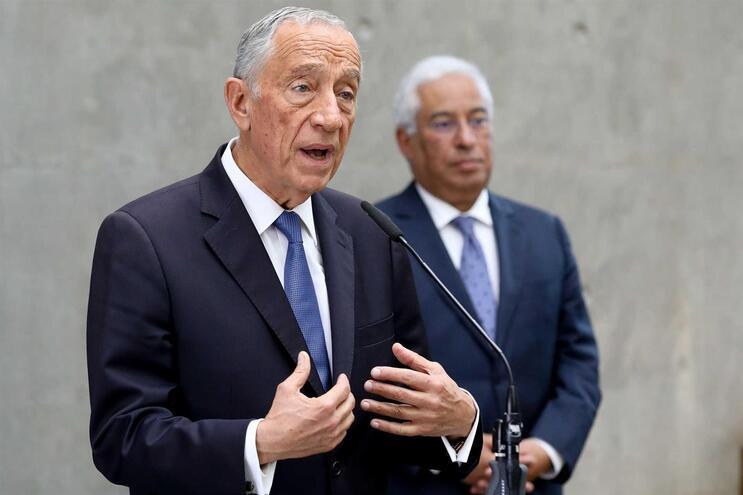 Marcelo Rebelo de Sousa, presidente da República