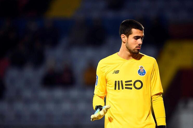 Diogo Costa é titular no jogo desta terça-feira