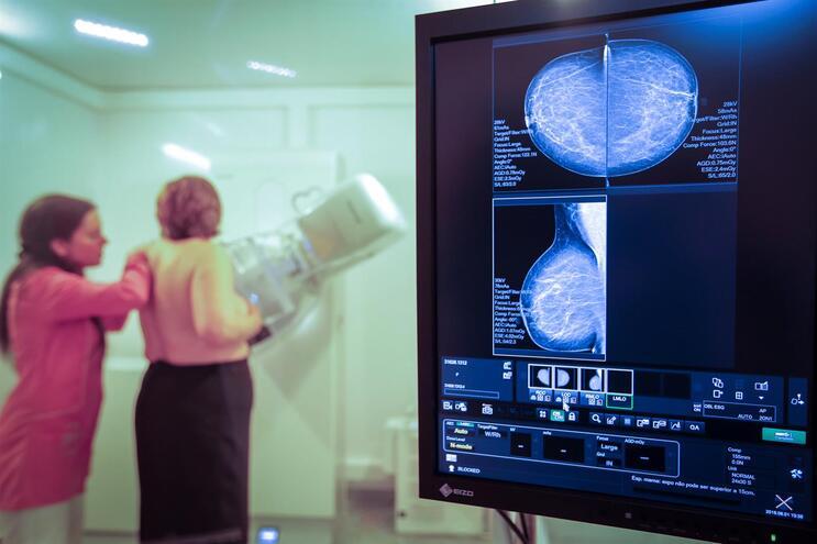 As pacientes são, depois de examinadas pela profissional, encaminhadas para médicos