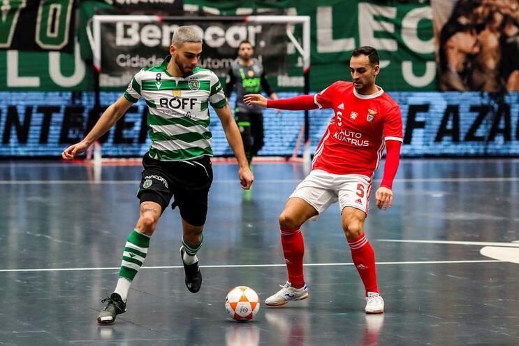Benfica e Sporting é o jogo grande dos quartos de final da Taça de Portugal