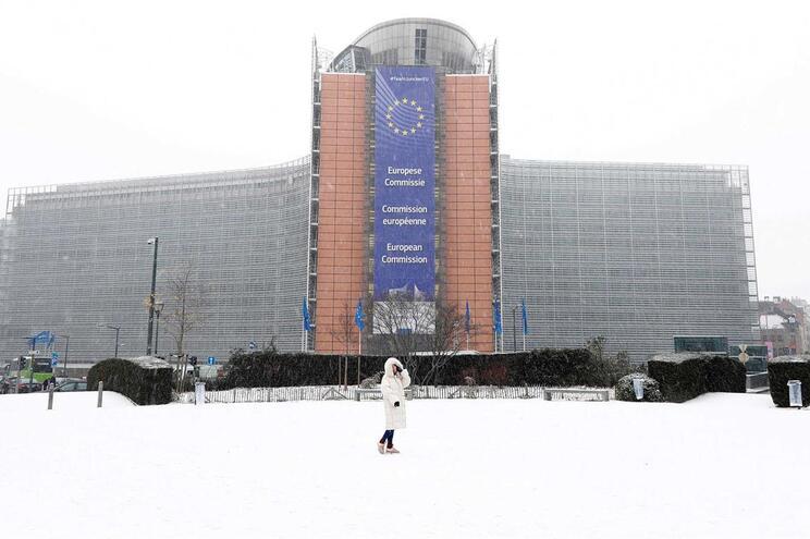 Sede da Comissão Europeia, em Bruxelas