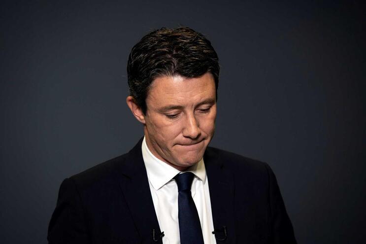 Benjamin Griveaux desistiu da corrida à Câmara de Paris depois da divulgação de um vídeo de cariz sexual