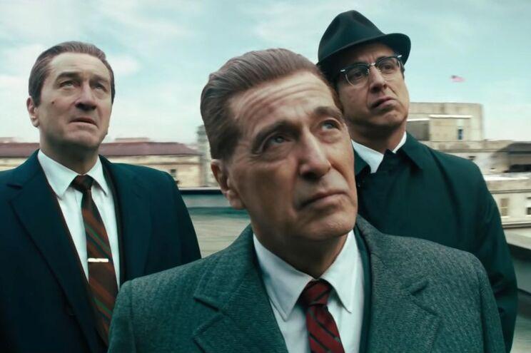 O gangue de Scorsese em exclusivo  na televisão