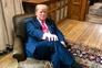 Pose na poltrona de Churchill inflamou visita de Trump ao Reino Unido