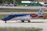 O avião-ambulância que transportou Ronaldo
