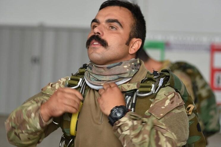 Primeiro sargento Gonçalves morreu a 27 de setembro de 2019