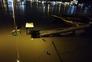 Ribeira do Porto intransitável após (outra) cheia do rio Douro