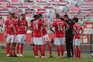 Benfica vai jogar com o Marítimo