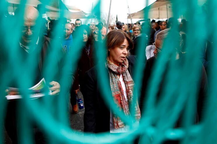 Críticos da liderança de Catarina Martins queixam-se de falta de debate interno no  Bloco de Esquerda