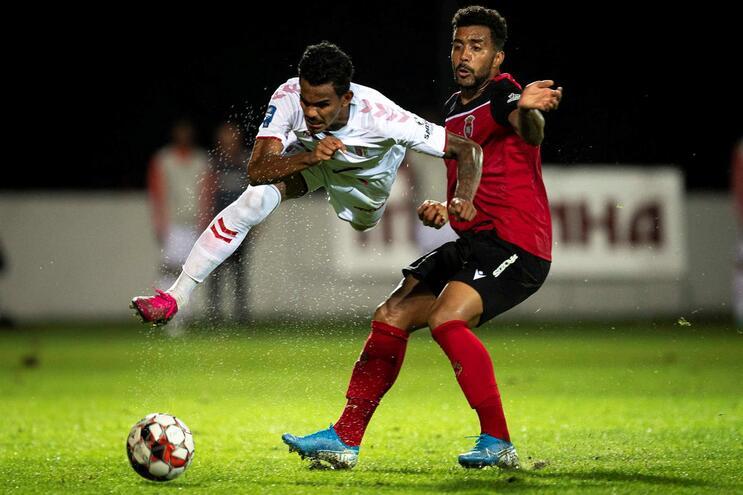 Braga isola-se na liderança do Grupo A da Taça da Liga