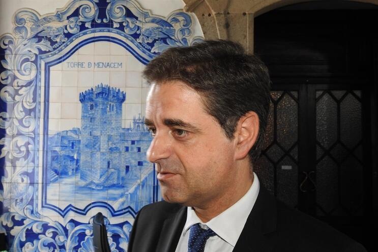Presidente da Câmara de Braga, Ricardo Rio