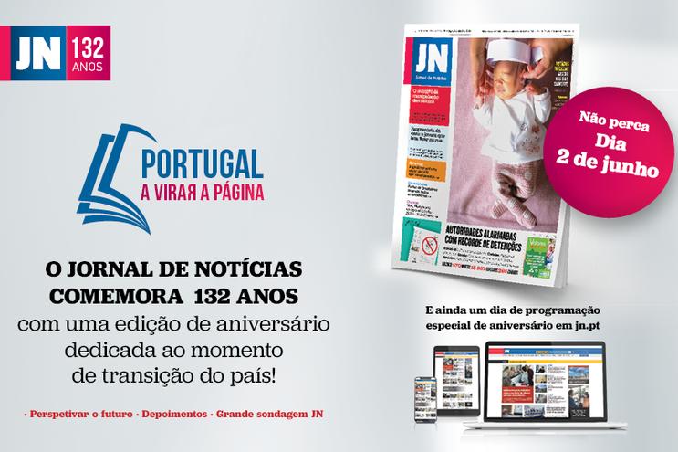 Edição Especial de Aniversário do Jornal de Notícias