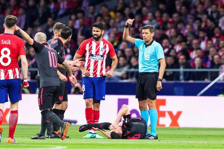 Já é conhecido o árbitro para o Portugal - Espanha