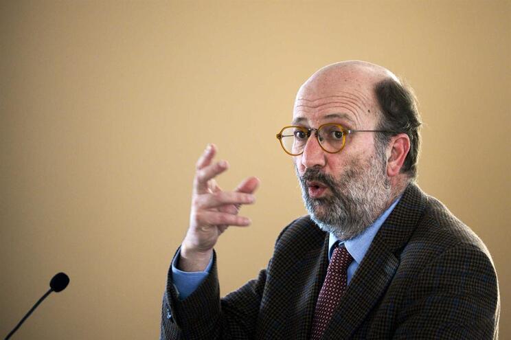 O ministro do Ambiente e da Transição Energética, João Pedro Matos Fernandes