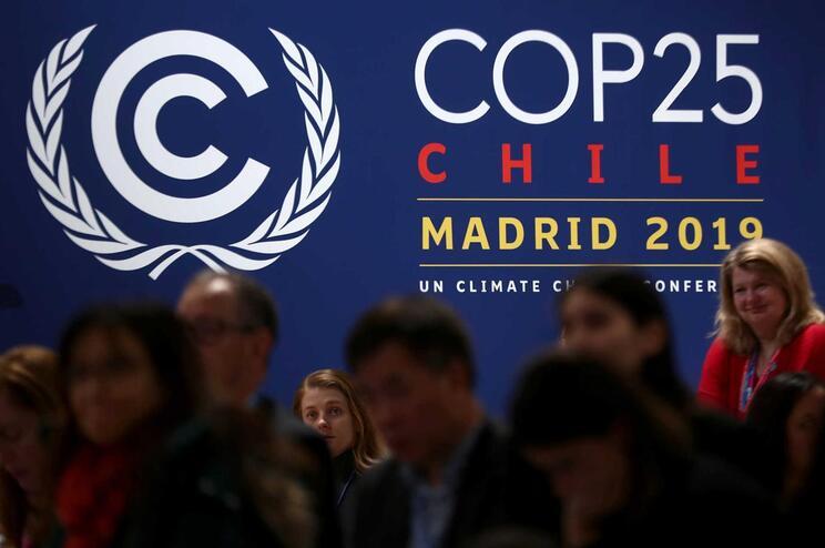 Cop25 decorre em Madrid