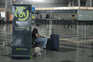 Milhares tiveram viagens canceladas com pandemia