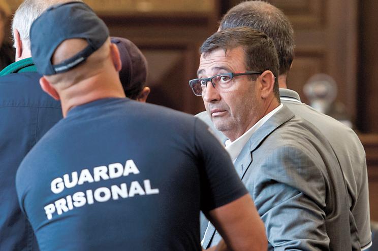 José Carriço, referenciado como diretor do Departamento de Apoio aos Jogadores do Benfica