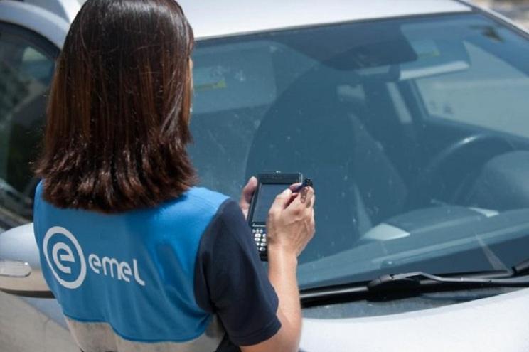 EMEL suspende pagamento de parquímetros em Lisboa
