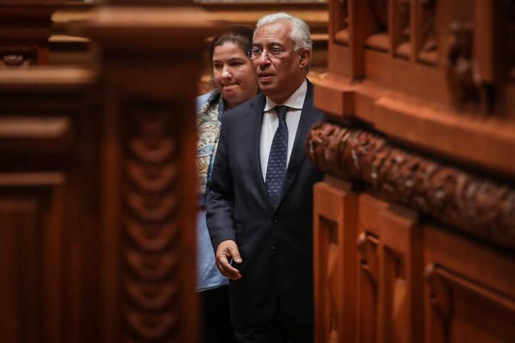 António Costa solicitou à Assembleia da República que seja requerida a audição de Carlos Alberto Lopes
