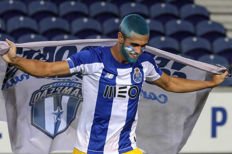 Diogo Costa mantém-se na baliza do F. C. Porto frente ao S. C. Braga