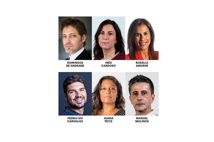 Domingos de Andrade vai ser diretor-geral do GMG e TSF. Inês Cardoso diretora do JN
