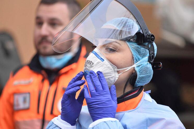 Em Itália, desde o início da epidemia da Covid-19,59.138 pessoas contraíram o vírus