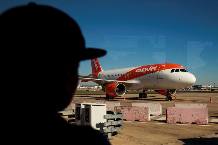 Avião da EasyJet aterrou de emergência