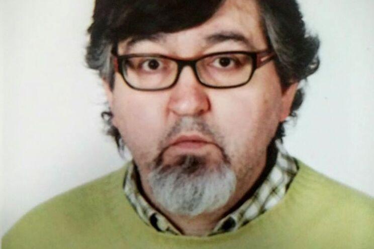 José Fernando Fonseca está desaparecido desde sexta-feira