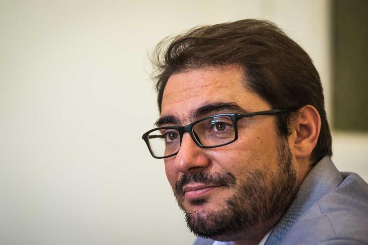 João Oliveira, deputado do PCP