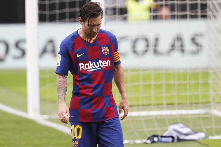 Com o empate do Barcelona o Real Madrid tornou-se líder isolado da Liga espanhola