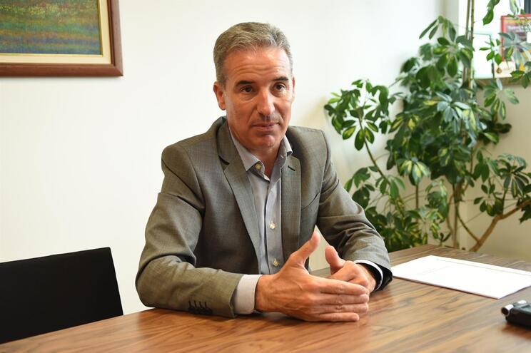 O secretário de Estado da Conservação da Natureza, das Florestas e do Ordenamento do Território, Paulo