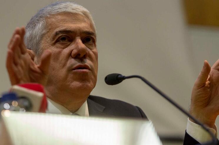 José Sócrates, ex-primeiro-ministro