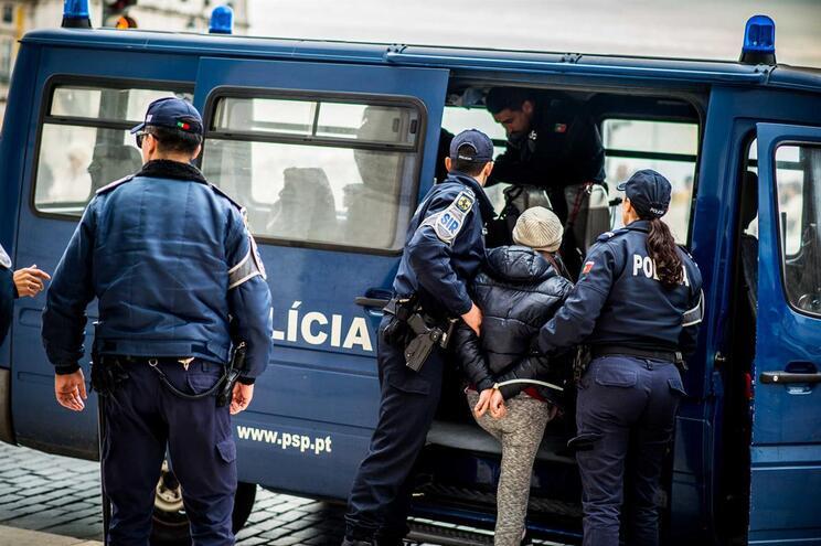PSP está atenta à ação dos carteiristas
