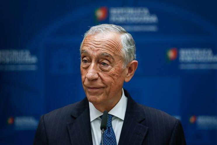 """Marcelo rendido a Rui Rio: """"Foi exemplar"""""""